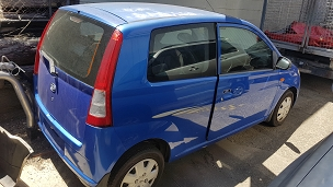 2004 Daihatsu L251 Charade 1ltr 5spd Manual - Currently Wrecking