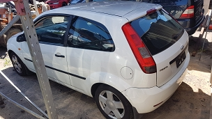 2004 Ford WP Fiesta 1.6ltr 5spd Manual - Currently Wrecking