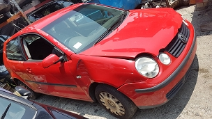 2003 Volkswagen VW Polo 1.4ltr Auto - Currently Wrecking