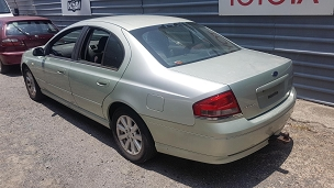 2002 Ford BA Falcon 4ltr 6cyl Auto Sedan - Currently Wrecking