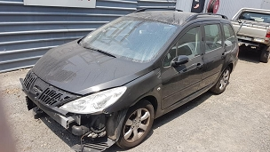 2007 Peugeot 307 Turbo Diesel - Currently Wrecking
