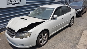 2003 Subaru BL5 Liberty GT Turbo - Currently Wrecking