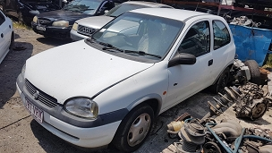 1998 Holden SB Barina 1.4ltr Manual Hatch - Currently Wrecking