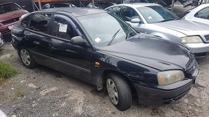 2004 Hyundai XD Elantra 2ltr Auto Hatch - Currently Wrecking